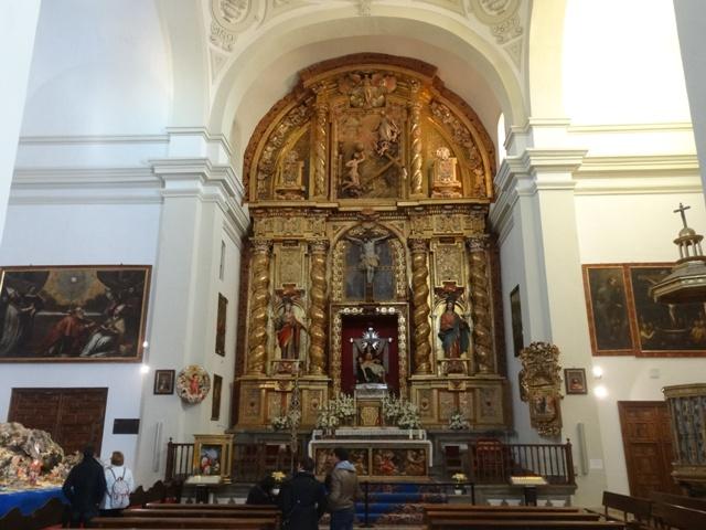 Alhambra_Igreja_Santa_Maria