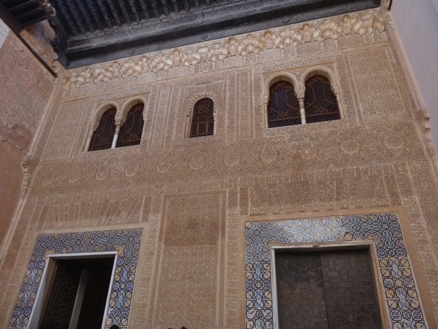 Alhambra Palacios Nasridas