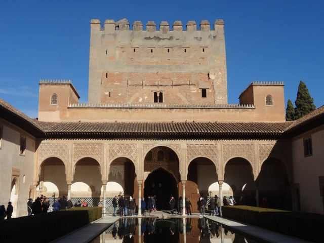Alhambra Patio de los Arrayanes