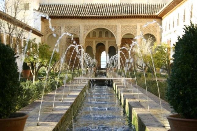 Generalife Alahambra