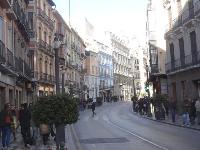 Granada_Calle_Reyes_Catolicos