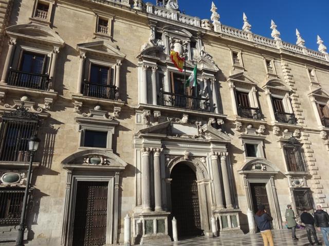 Granada_Plaza_Santa_Ana