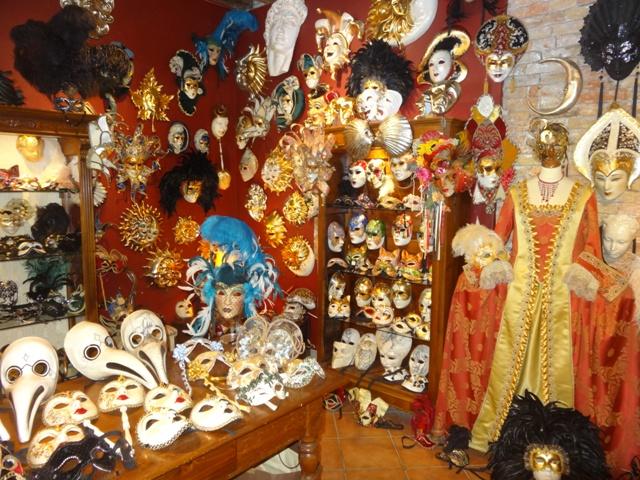 Veneza mascaras