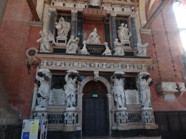 Veneza Basilica Dei Frari