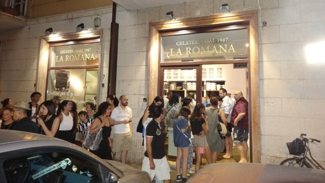 Verona_Gelateria_La_Romana