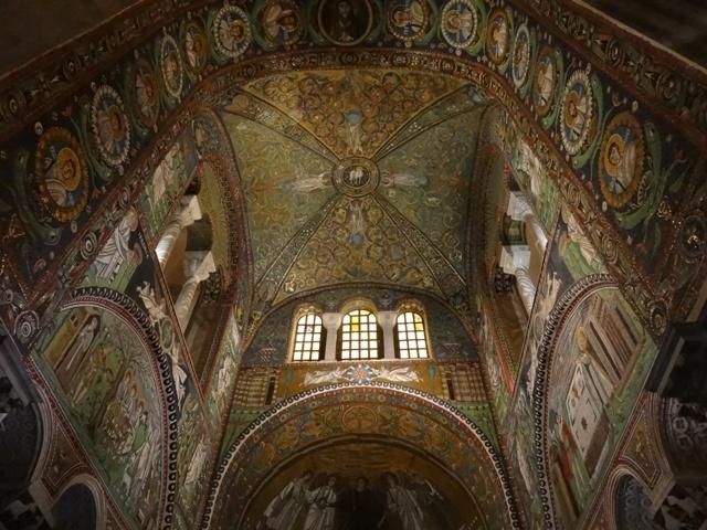 Ravena Basilica San Vitale