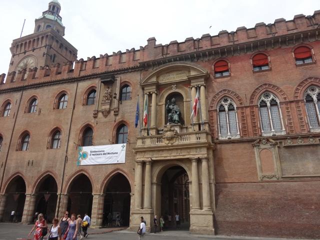 Bolonha_Palazzo_Comunale
