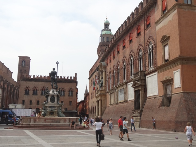 Bolonha_Piazza_Maggiore
